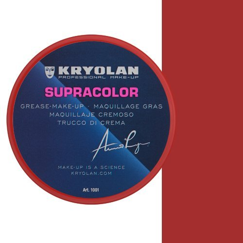 KRYOLAN Theaterschminke Supracolor Fettschminke Creme Make up 8 ml Farbe JGD.ROT
