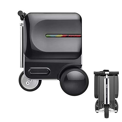 Bicicleta eléctrica de la maleta del viaje, coche elegante eléctrico plegable del...