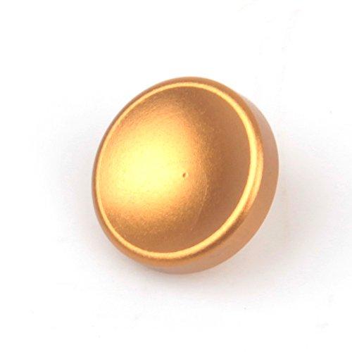 Botón de disparador de liberación convexa para cámara Fujifilm Fuji X-E1 X-Pro1 X10 X20 X100S (dorado)