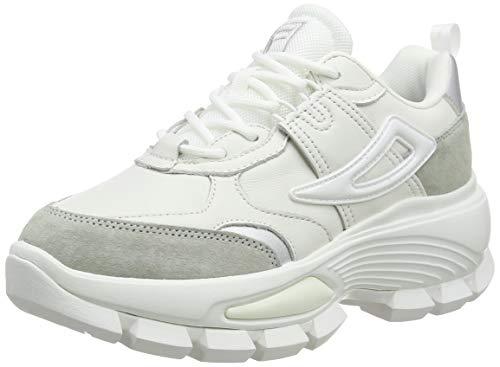 FILA City Hiking L wmn Sneaker Donna, Bianco (White), 39 EU