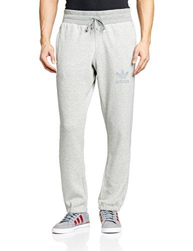 adidas Originals Mens Mens Sport Essentials Sweat Pants in Grey - S