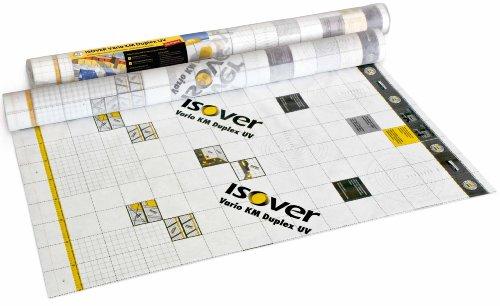 Isover Vario KM Duplex UV verstärkte Klimamembran 40 x 1,5 m