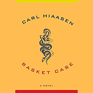 Basket Case                   By:                                                                                                                                 Carl Hiaasen                               Narrated by:                                                                                                                                 Carl Hiaasen                      Length: 5 hrs and 4 mins     34 ratings     Overall 4.1