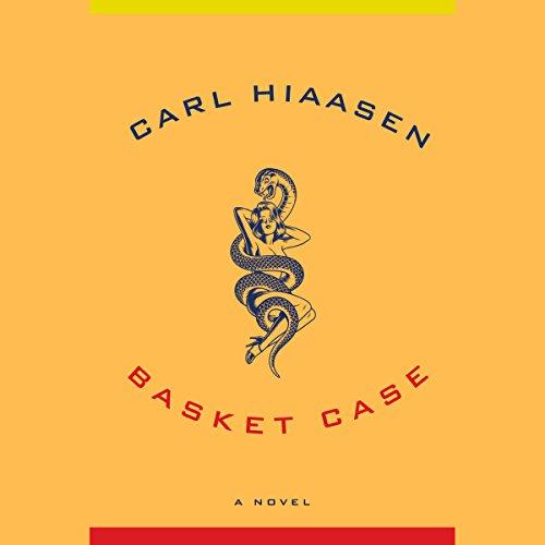Basket Case audiobook cover art