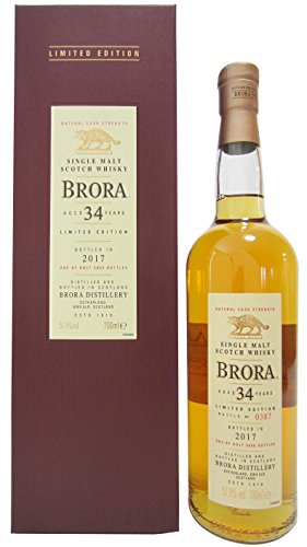 Brora (silent) - 2017 Special Release - 1982 34 year old Whisky