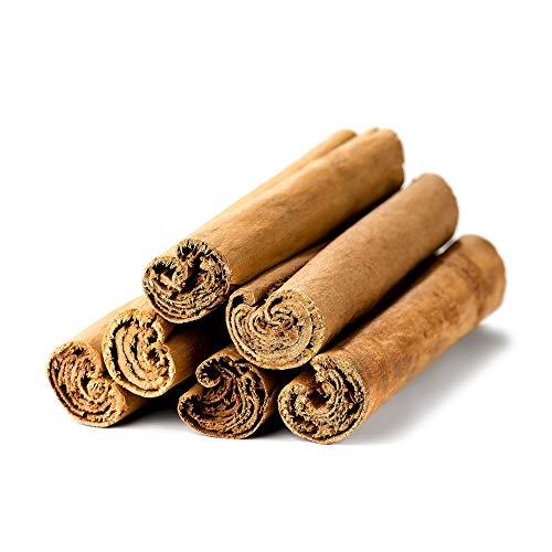 Zimt Ceylon Bio Ganzes Gewürz - Perfekt Für Süße Und Herzhafte Gerichte - Reines Cinnamon Verum Aus Sri Lanka - Celyon Cinnamon - Gewürzrinde 100g