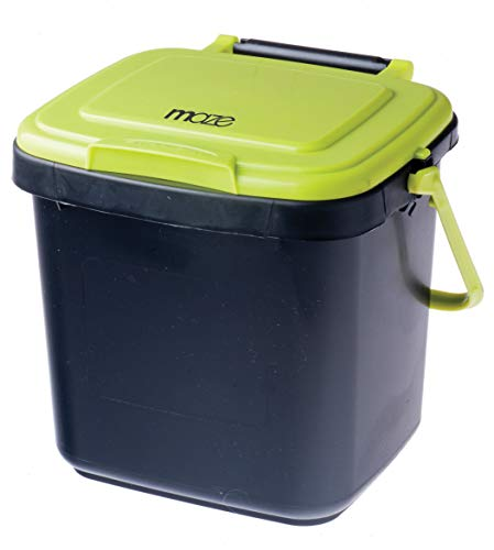 Discover Bargain RSI MC-C7 Compost Bin, Black and Green