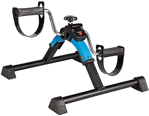 RRB RRB Bicicletas estáticas de Mediana Edad y Ancianos para Uso doméstico Bicicleta de Ejercicios multifunción INT Regulador de Resistencia de la Perilla de la Mesa de conteo