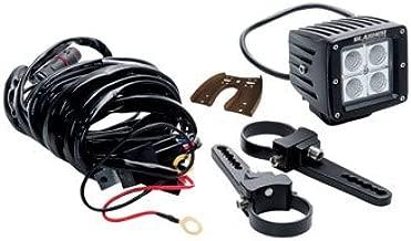 Slasher Products Trail Series LED Lights and Wiring Harness Kit 4 Pod Spot 12 Watt for Yamaha YFZ 450 2004-2009