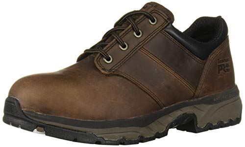 Timberland PRO Men's Jigsaw Oxford Steel Toe Industrial Boot, Brown, 13 Wide
