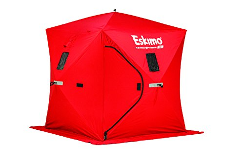 Eskimo 2-4 Person Pop-Up Portable Ice Shelters