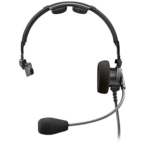 Why Should You Buy Telex Airman 7 Headset - Single-Sided - Dual GA Plugs