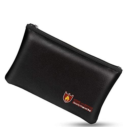Bruce Store Fireproof Money Bag
