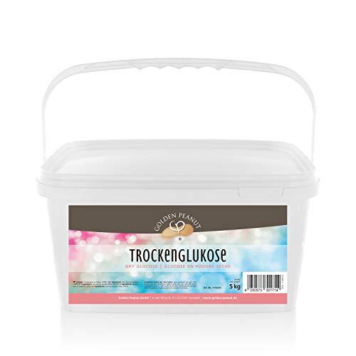 Trockenglukose Glucose Pulver 5 kg Eimer