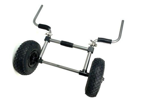 Chariot de transport pour kayak sit on top