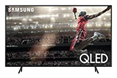 100 Percentage COLOR VOLUME WITH QUANTUM DOTS; Powered by Quantum dots, Samsung's 4K QLED TV offers over a billion shades of brilliant color and 100 Percentage color volume for exceptional depth of detail that will draw you in to the picture for the ...