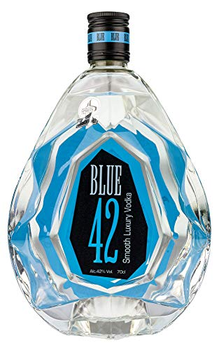 Blue 42 Vodka - 700 ml