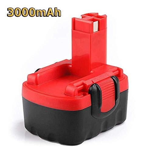 3000mAh Ni-MH Repuestopara Bosch 14.4V Batería BAT038 BAT040 BAT041 BAT140 BAT159 13614 13614-2G 2607335685 2607335533 2607335534 2607335711