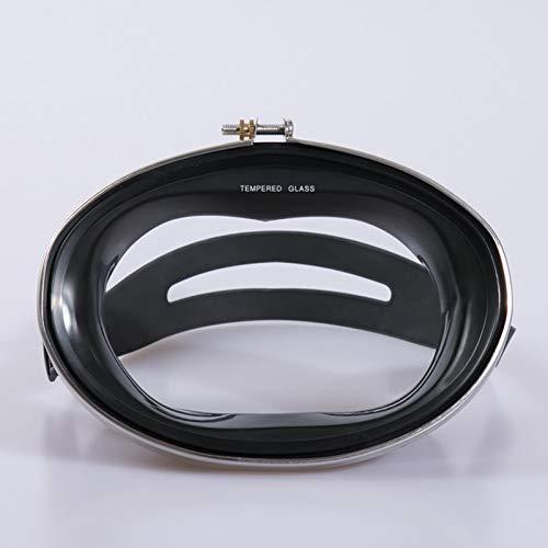 IrahdBowen Gafas de Buceo Ajustables Gafas de natación visión Clara sin Fugas aptas para Adolescentes y Adultos Effectual
