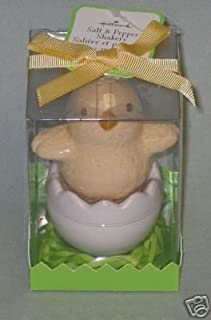 Hallmark Chick and Egg Easter Salt and Pepper Shakers