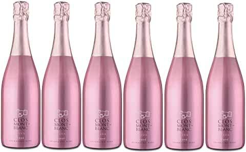 CLOS MONTBLANC CAVA ROSÉ 6 botellas de 75 cl