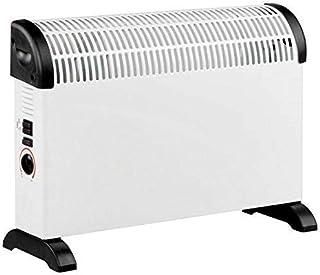 Calentador Daewoo, convector de 2000 W, color blanco