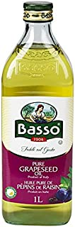 Basso Grapeseed Oil, 1L