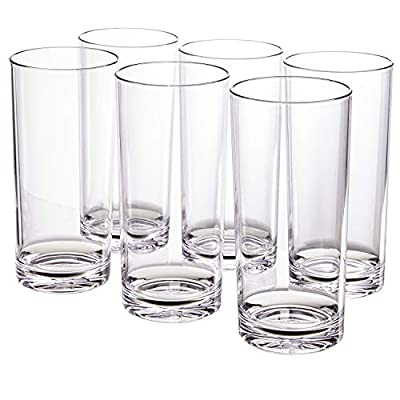Amazon Com Acrylic Glassware