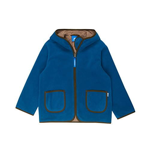 Finkid Tonttu seaport beech Kinder Zip In Fleece Jacke