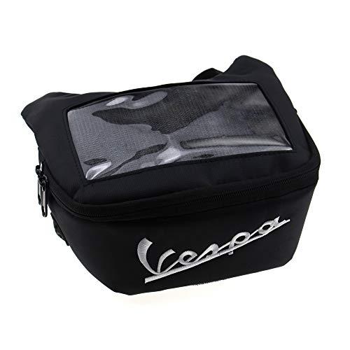 Acc-Creativity Front Handlebar Mobile Phone Navigation Touch Screen Earphone Bag Tool Bags for Vespa GTS LX LXV Sprint Primavera