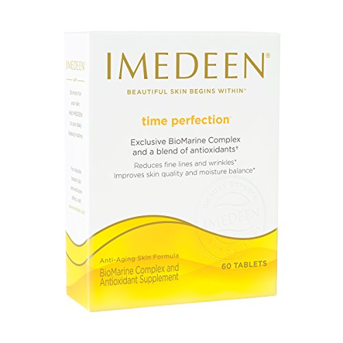 Imedeen Time Perfection (60 Count) Anti-Aging Skincare Formula Beauty Supplement