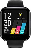 Realme Watch RMA161 Akıllı Saat, Siyah (Realme Türkiye Garantili)