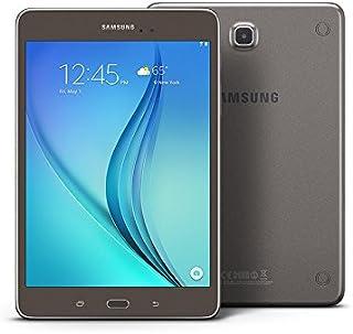 """Samsung Galaxy Tab A 8.0 """"16 گیگابایت (Wi-Fi)، اسموکی تیتانیوم (تجدید)"""