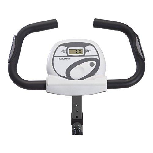 Toorx - Manubrio per BRX-OFFICE COMPACT con hand pulse e computer integrati