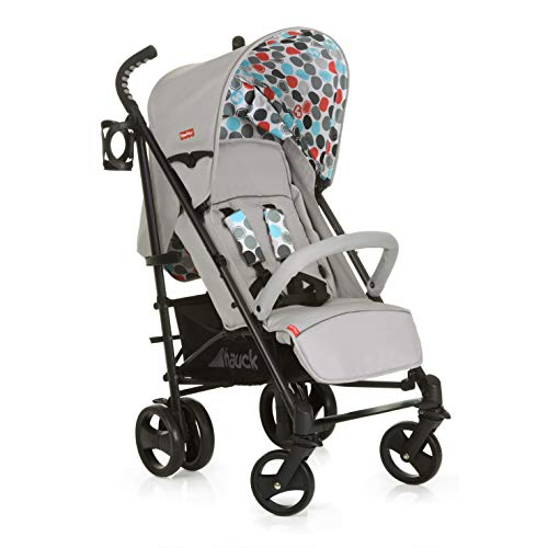 Hauck Poussette Venice - Fisher Price - Grey