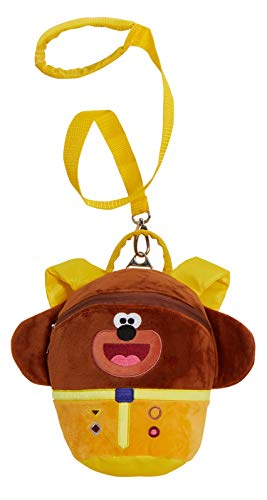 Plush Hey Duggee Backpack With Rein…