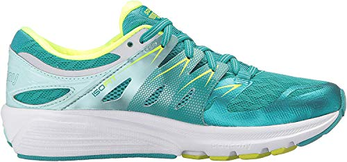 The 10 Best Women's Shoes for Lower Back Pain - Saucony Women's Zealot Iso 2 Running Shoe