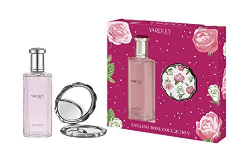 Yardley Of London English Rose Eau de toilette 125 ml et Compact 2019