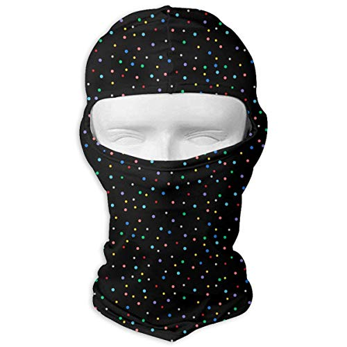 Sdltkhy The Stars Dian Men Women Balaclava Neck Hood Full Face Mask Hat Sunscreen Windproof Breathable Quick Drying White Multicolor14