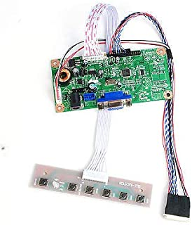 FidgetFidget Controller Board Tester Kit for N156B6-L0A N156B6-L0B 1366X768 LVDS 40P