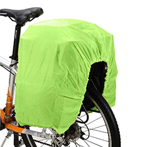 Alforjas Bicicleta Bolsa Trasera Bicicleta Alforjas Bici Cubierta De Asiento Trasero De...