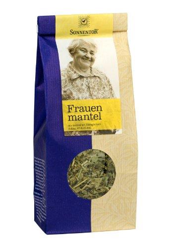 Sonnentor Tee Frauenmantel kbA lose, 1er Pack (1 x 40 g) - Bio