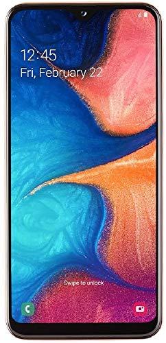 Samsung Galaxy A20e 32GB Handy, koralle, Coral, Dual SIM, Android 9.0 (Pie)