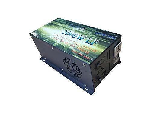 Inverter omschakelaar Onda pure converter 24V 3000W punt van 9000W 24V A AC 230V Pur Power Lf de Reine Converter 24V