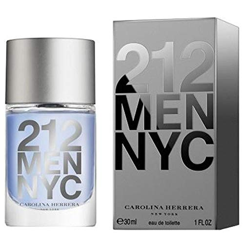 Perfume 212 - Carolina Herrera - Eau de Toilette Carolina Herrera Masculino Eau de Toilette