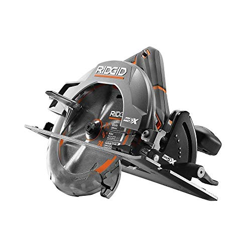 Ridgid 18-Volt GEN5X Cordless 7-1/4 in. Circular Saw (Tool-Only) (Bulk Packaged) (Renewed)