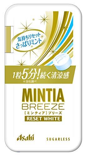 アサヒグループ食品 ミンティアブリーズリセットホワイト 30粒 ×8個