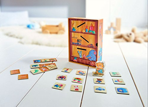 Image of HABA My Very First Games Tidy Up! - A Cooperative Organizing Game for Ages 2+ (Made in Germany)