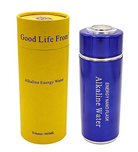 Alkaline Wasserflasche, Alkaline Water Flask - Blau/Blue