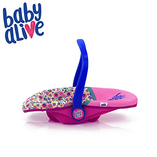 Baby Alive Doll Car Seat with Canopy